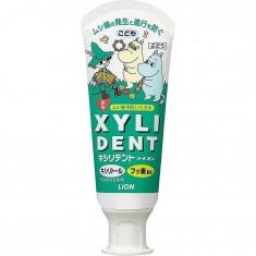 Детская зубная паста с фтором со вкусом винограда Xyli Dent LION