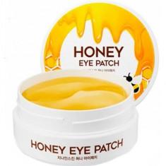 Патчи для глаз гидрогелевые с медом Honey Eye Patch Berrisom