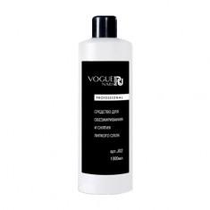 Vogue Nails, Средство для обезжиривания и снятия липкого слоя, 1000 мл