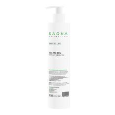 Saona Cosmetics, Гель для глубокого очищения с экстрактом зеленого чая, 200 мл