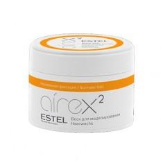 Estel, Воск Airex, нормальной фиксация для моделирования волос, 75 мл