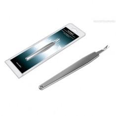 ruNail, инструмент для обработки кутикулы (стальная ручка)