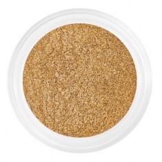 Patrisa nail, Пыльца для втирки №9, золотисто-бронзовая, шиммер