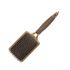 Olivia garden nano thermic щетка для волос paddie nt-pdl