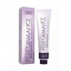 Ollin Professional Performance - Перманентная крем-краска для волос, 6-1 темно-русый пепельный, 60 мл. Ollin Professional (Россия)