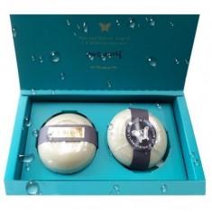натуральное косметическое мыло с минералами (набор) la miso one seok mineral soap set