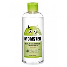 мицелярная вода etude house  monster micellar cleansing water