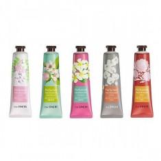 крем для рук парфюмированный увлажняющий the saem perfumed hand moisturizer