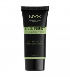 NYX PROFESSIONAL MAKEUP Праймер Studio Perfect Primer - Green 02