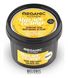 Гель для волос Organic Shop