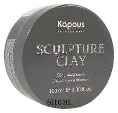 Глина для волос Kapous