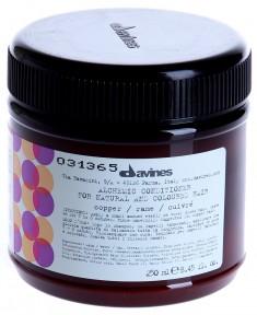 DAVINES SPA Кондиционер оттеночный для натуральных и окрашенных волос Алхимик, медный / ALCHEMIC 250 мл