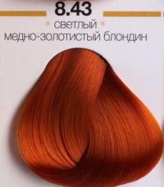 KAARAL 8.43 краска для волос / AAA 60 мл