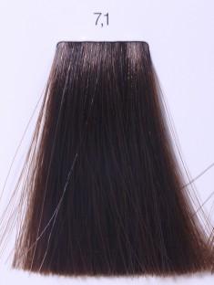 LOREAL PROFESSIONNEL 7.1 краска для волос / ИНОА ODS2 60 г