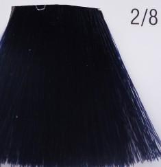 WELLA PROFESSIONALS 2/8 краска для волос, сине-черный / Koleston Perfect ME+ 60 мл