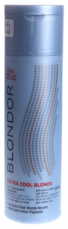 WELLA Professionals Порошок для осветления и тонирования / Blondor 150 г
