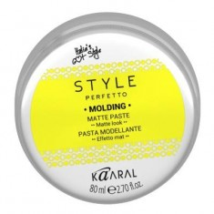 KAARAL Паста матовая / STYLE Perfetto MOLDING MATTE PASTE 80 г