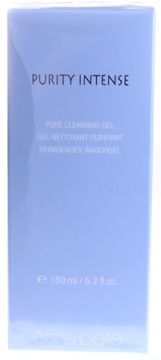 ETRE BELLE Гель очищающий мягкий для комбинированной, склонной к воспалению кожи / Pure Cleasing Gel Purity Intense 150 мл