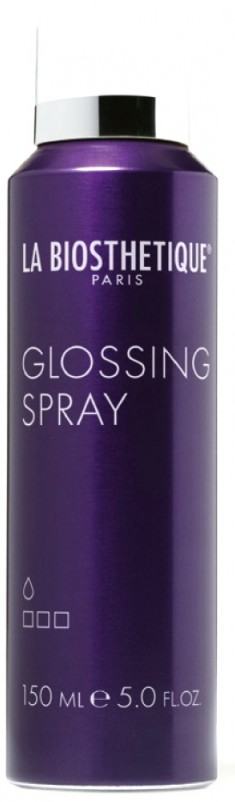 LA BIOSTHETIQUE Спрей-блеск для придания мягкого сияния шелка / Glossing Spray FINISH 150 мл