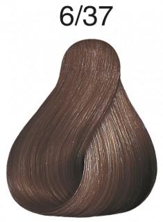WELLA PROFESSIONALS 6/37 краска для волос, темный блонд золотисто-коричневый / Color Touch 60 мл