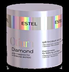 ESTEL PROFESSIONAL Маска шелковая для гладкости и блеска волос / OTIUM DIAMOND 300 мл
