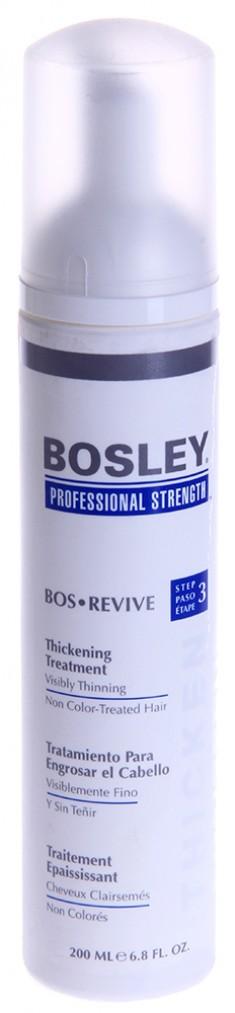 BOSLEY Уход увеличивающий густоту истонченных неокрашенных волос / ВОS REVIVE (step 3) 200 мл