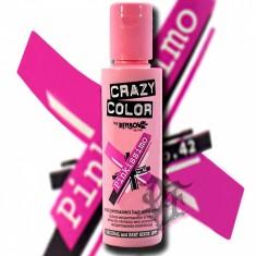 CRAZY COLOR Краска для волос, розовый / Crazy Color Pinkissimo 100 мл