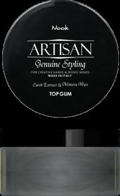 NOOK Воск волокнистый для укладки волос / Top Gum Fiber Gum ARTISAN 100 мл