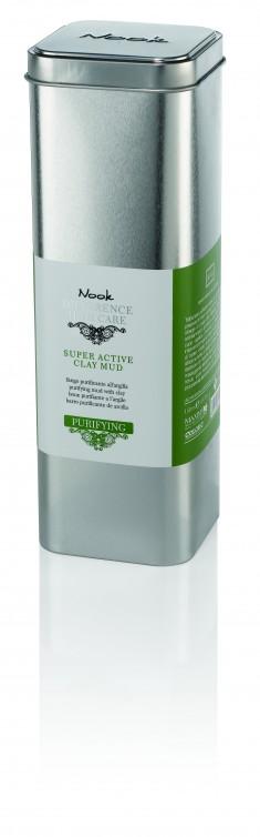 NOOK Глина супер активная очищающая для кожи головы Ph 6,2 / DIFFERENCE HAIR CARE 150 мл