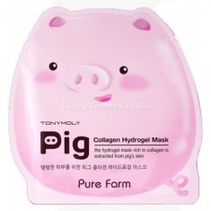 Tony Moly Pure Farm Pig Collagen Mask