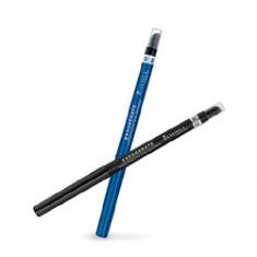 RIMMEL Водостойкий автоматический контурный карандаш для глаз Exaggerate № 261 Noir
