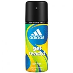ADIDAS Дезодорант-спрей для мужчин Get Ready! 150 мл