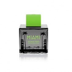 ANTONIO BANDERAS Black Seduction Miami Туалетная вода, спрей 100 мл