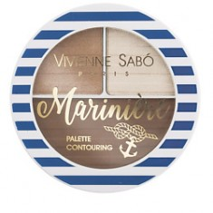 VIVIENNE SABO Палетка для скульптурирования лица Mariniere № 01
