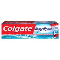 Паста зубная COLGATE MAX FRESH Взрывная мята 100 мл
