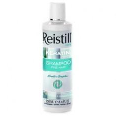 REISTILL Восстанавливающий шампунь с кератином для тонких волос 250 мл