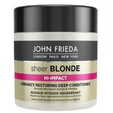 John Frieda Sheer Blonde HI-IMPACT Маска для восстановления сильно поврежденных волос 150 мл