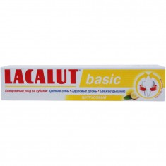 Лакалют зубная паста Basic Цитрус 75мл LACALUT
