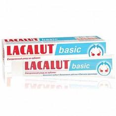 Паста зубная LACALUT Basic 75 мл