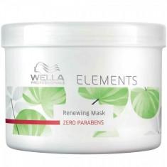 Wella Elements Обновляющая маска без парабенов 500мл