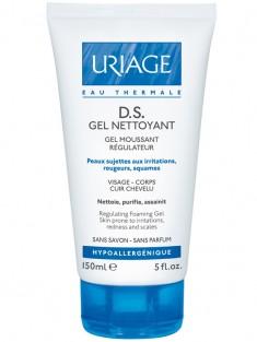 Uriage (Урьяж) DS Очищающий гель для раздраженной кожи 150 мл