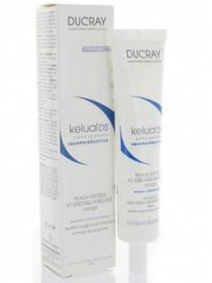 Дюкрэ (Ducray) Келюаль DS Смягчающий крем для устранения шелушения при себорейном дерматите - кераторедуктор 40 мл