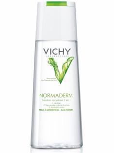 Виши (Viсhy) Нормадерм Мицеллярный лосьон для проблемной чувствительной кожи 200 мл VICHY