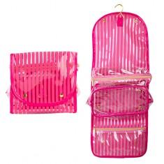 Косметичка LADY PINK TRAVEL розовая