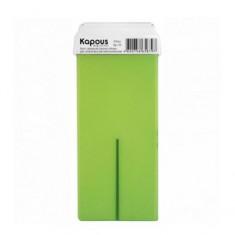 Жирорастворимый воск с ароматом зеленого яблока, 100 мл (Kapous Professional)