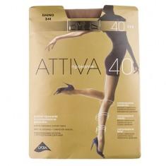 Колготки женские OMSA ATTIVA 40 den Daino р-р 3