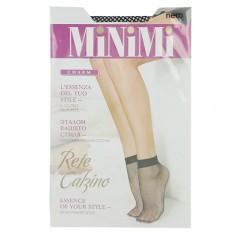 Носки женские MINIMI RETE сетка Nero