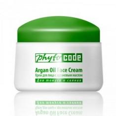Крем с аргановым маслом для лица, 50 г (tianDe)