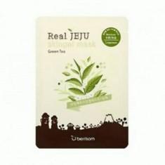 Маска с зеленым чаем для лица, 25 мл (Berrisom)