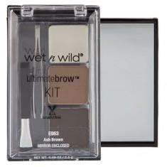 Набор для бровей WET N WILD ULTIMATE BROW тон E963 Ash brown